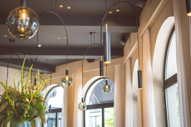 Hotel U restaurant detail